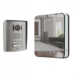 EXTEL Visiophone couleur 2 fils écran 18 cm 7 pouces Quattro 2