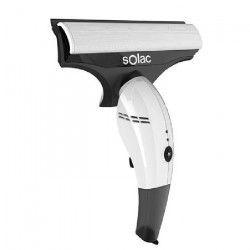SOLAC S94910000 Nettoyeur vitre Ecogenic 3,6 V - Blanc et Noir