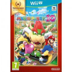 Mario Party 10 Select Jeu Wii U