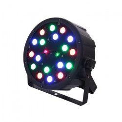 IBIZA LIGHT LEDPAR-LAS Projecteur a LED avec Laser vert et rouge