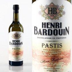 Pastis Henri Bardouin - 70 cl