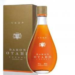 Baron Otard VSOP - Cognac - 70cl- 40°