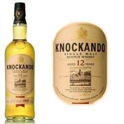 Knockando Season 12 ans (70cl)