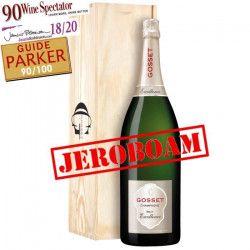 Champagne Gosset Brut Excellence Double Magnum