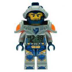 LEGO Réveil Nexo Knights Clay