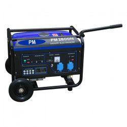 Groupe électrogene 2800 W 230 V - Moteur essence 4 temps