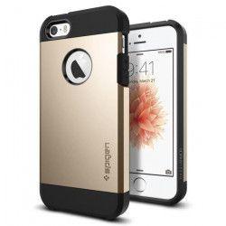 Spigen Tough Armor Coque pour iPhone 5 / 5S / SE Or