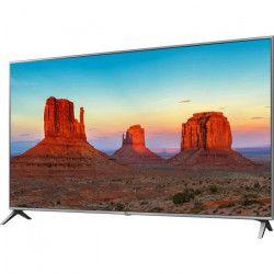 LG 55UK6500 TV LED 4K UHD 139 cm (55`) - SMART TV - 4 x HDMI - 2 x USB - Classe énergétique A+
