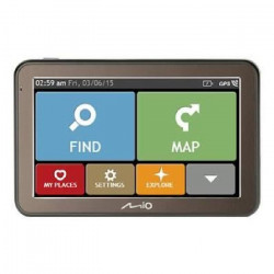 MIO GPS Spirit 7670 LM Full Europe - 5 pouces
