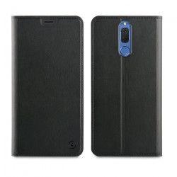 Muvit Etui folio stand Noir pour Huawei Mate 10 Lite