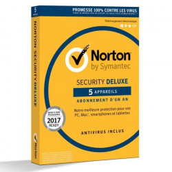 Norton Security 2018 Deluxe Attach