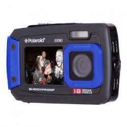 POLAROID IE090 Bleu étanche - CMOS 18 Mpix Appareil photo numérique Compact