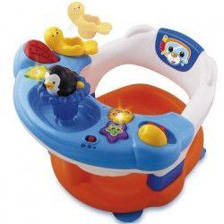 VTECH BABY - Jouet de Bain - Siege de bain interactif 2 en 1