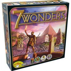 ASMODEE - 7 Wonders - Jeu de stratégie Adulte - Jeu de société - Réflexion