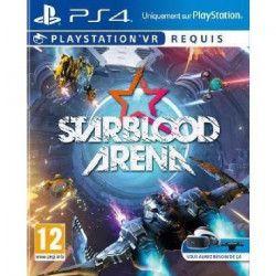 StarBlood Arena Jeu VR