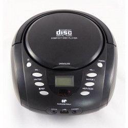 CONTINENTAL EDISON BBOX16B4 Boombox CD USB Radio