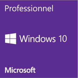 Windows Pro 10 oeM édition 64 Bit
