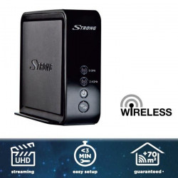 STRONG EXTENDER 1600 Mbits Relai WLAN AirPlay et NAS