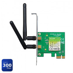 TP-LINK Adaptateur PCI EXPRESS N300 WN881ND