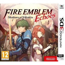 Fire Emblem Echoes : Shadows of Valentia Jeu 3DS