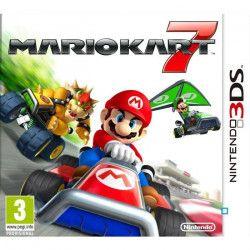Mario Kart 7 3D Jeu 3DS