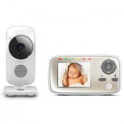MOTOROLA Ecoute bébé vidéo - MBP481