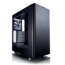 Fractal Design Boîtier PC Define C - Noir - Moyen Tour - Sans alimentation - Fenetre