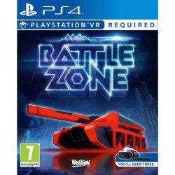 Battlezone Jeu PlayStation VR