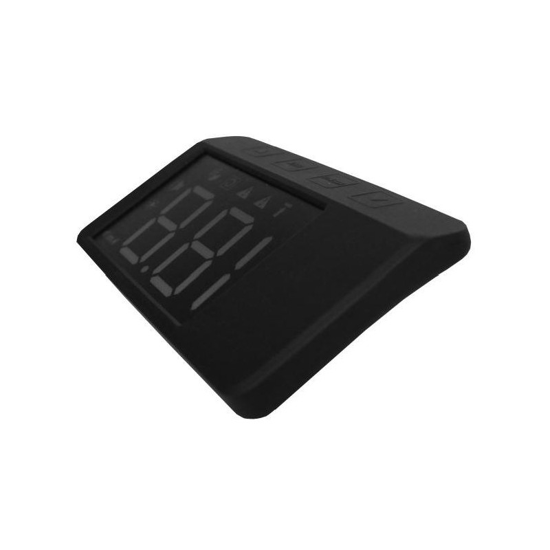 beeper compteur vitesse autonome gps tete haute hud. Black Bedroom Furniture Sets. Home Design Ideas
