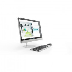 LENOVO PC Tout-en-un Ideacentre AIO 520-22IKU 21,5` FHD - 8Go de RAM - Pentium 4415U - Intel HD Graphics 610 -