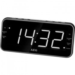 AEG MRC 4157 Radio USB + Aux-In + 24 Stations - LED