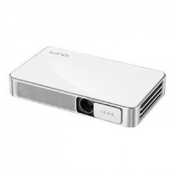 VIVITEK QUMI Q3 PLUS Projecteur HD 500 Lumens Bluetooth Blanc
