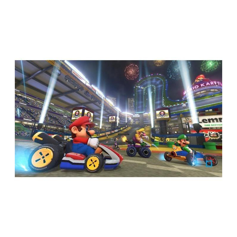 mario kart 8 jeu wii u. Black Bedroom Furniture Sets. Home Design Ideas