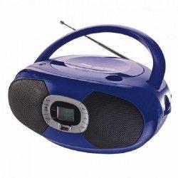 CLIPSONIC TES149B Lecteur radio CD compatible Bluetooth