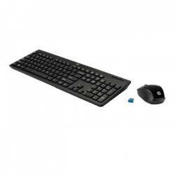 HP Clavier et souris sans fil - Wireless Keyboard and Mouse 200