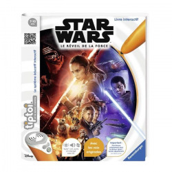 STAR WARS TIPTOI Livre Interactif Episode VII - Disney