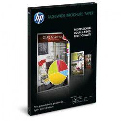 HP Papier Photo Brillant PageWide Bro GL - A3 - 100 Feuilles - 160 g - Blanc