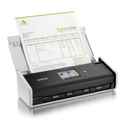 Brother Scanner de documents ADS-1600W USB 2.0 - Wifi - Recto/Verso - A4