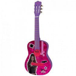 LEXIBOOK - CHICA VAMPIRO - Guitare Acoustique Enfant - Hauteur 78 cm