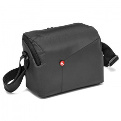 MANFROTTO NX SHOULDER BAG DSLR Sac bandouliere pour Kit Reflex Gris