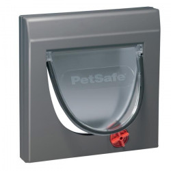 PETSAFE Chatiere Staywell classique - Gris anthracite - Pour chat