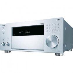 ONKYO TX-RZ820 Ampli-tuner A/V réseau 7.2 canaux - Dolby Atmos - Silver