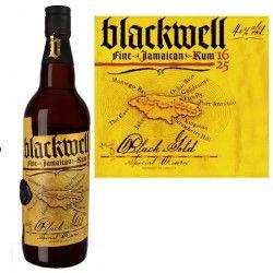 Blackwell rhum 70cl 40°
