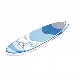 BESTWAY Paddle Gonflable Oceana Tech SUP avec accessoires
