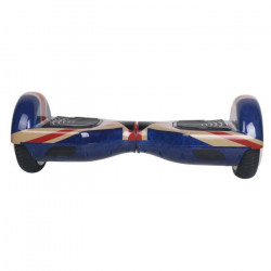 TAAGWAY Hoverboard 6,5` Angleterre - Blanc et rouge