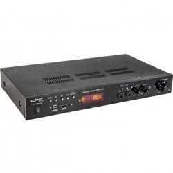 LTC ATM6100MP5-HDMI Amplificateur Hifi stéréo MP5 2x50W avec HDMI/USB/SD/FM/Bluetooth + 2 micros et Karaoké