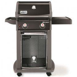 WEBER Barbecue a gaz Spirit EO-210 - 2 brûleurs - Acier émaillé - Noir
