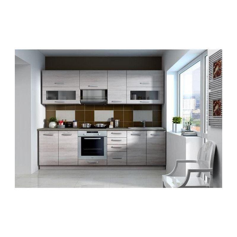 lassen meuble bas de cuisine sous vier l 80 cm. Black Bedroom Furniture Sets. Home Design Ideas