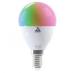 AWOX SMARTKIT Ampoule LED E14 connectée RGB 40 W blanc avec télécommande