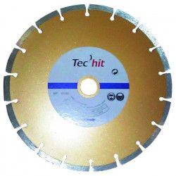 TEC HIT Disque diamant segmenté 230 mm